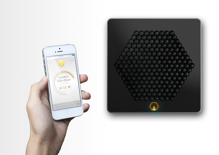 Narrow speaker 01