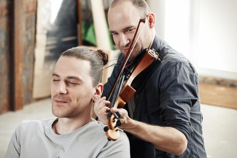 Hair Music 10