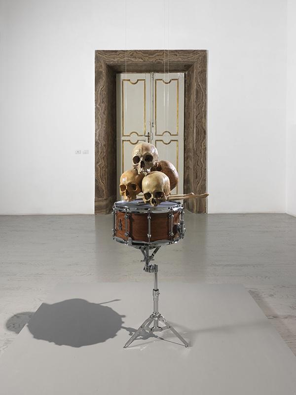 Drums skull 02